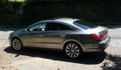 Volkswagen Passat Carat Edition 2.0 TDI 2011