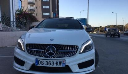 Mercedes Classe A 180 CDI Pack AMG 2015