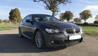 Bmw Série 3 325D Coupé Sport Design Pack M 2008