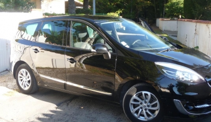 Renault Grand Scenic III 1.5 dCi Bose Edition 2012