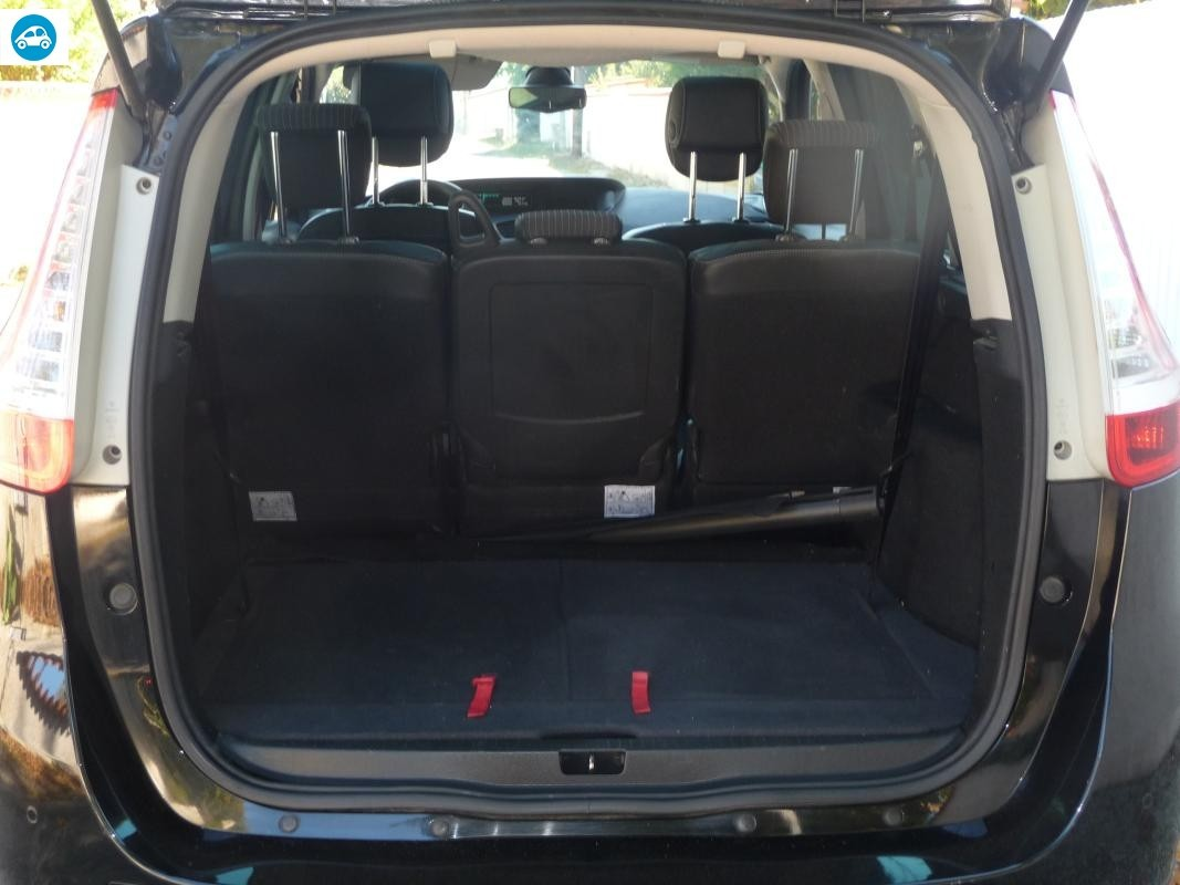 achat renault grand scenic iii 1 5 dci bose edition 2012 d. Black Bedroom Furniture Sets. Home Design Ideas