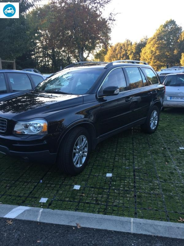 achat volvo xc90 xenium geartronic 2009 d 39 occasion pas cher 15 900. Black Bedroom Furniture Sets. Home Design Ideas