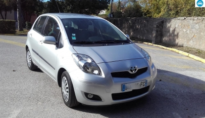Toyota Yaris II D4-D 2011