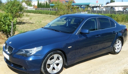 Bmw Serie 5 520D Luxe 2007