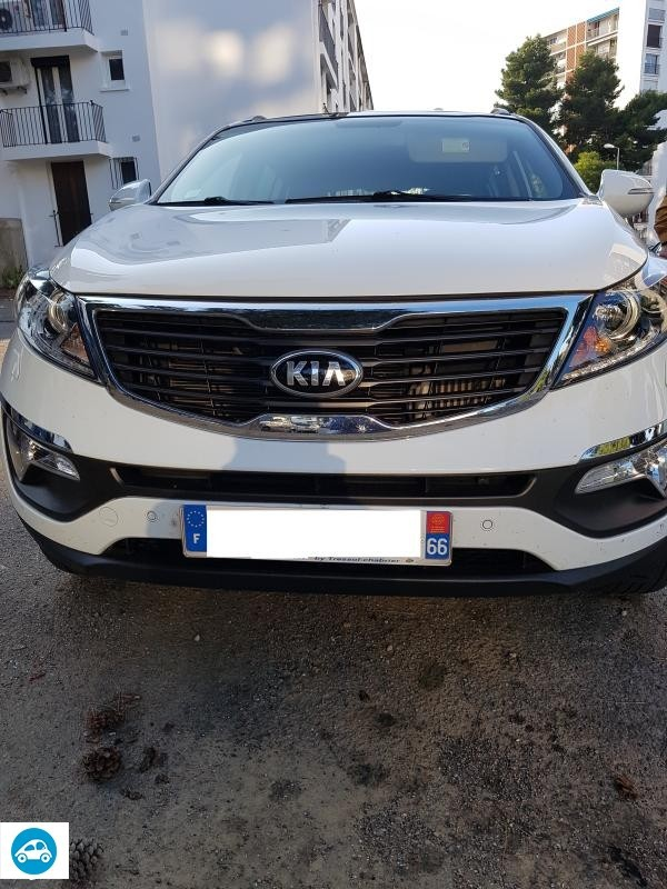 achat kia sportage 2 0 l ultimate edition 2013 d 39 occasion pas cher 25 000. Black Bedroom Furniture Sets. Home Design Ideas