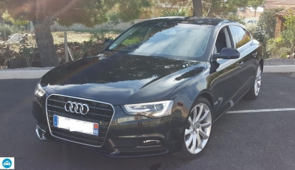 Audi A5 Sportback 2.0 Ambition Luxe 2012