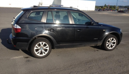 Bmw X3 E83 Xdrive Confort 2010