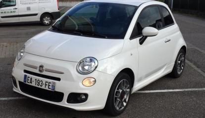 Fiat 500S 1.2 L 2015