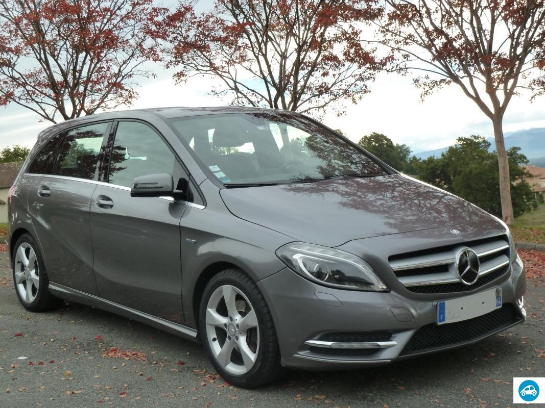 achat mercedes classe b 180 cdi pack sport 2012 d 39 occasion. Black Bedroom Furniture Sets. Home Design Ideas