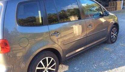 Volkswagen Touran 2.0 TDI 2012