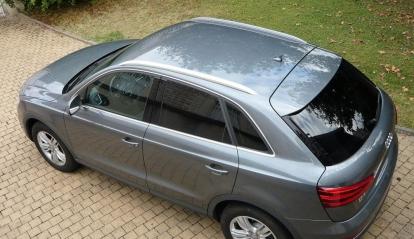 Audi Q3 Quattro Ambition Luxe 2012
