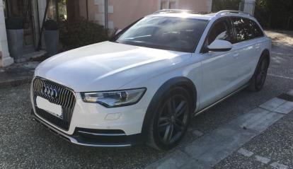 Audi A6 3.0 TDI V6 2012