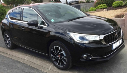 DS DS4 PureTech BVM6 So Chic 2015