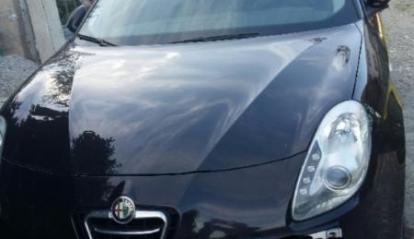 Alfa Romeo Guilletta 1.6 L 2012