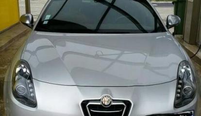 Alfa Roméo Giulietta 2012