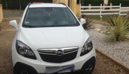 Opel Moka 1.7 CDTI Cosmo Pack 2014
