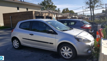 Renault Clio III dCi Expression 2012