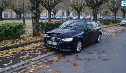 Audi A3 TDI Sportback Ambiente 2013