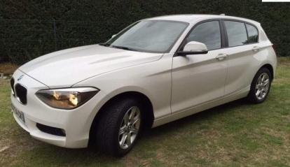 BMW Série 1 114D 2013