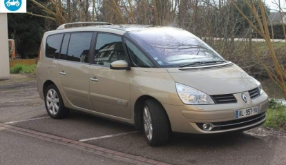 Renault Grand Espace IV Initiale 2008