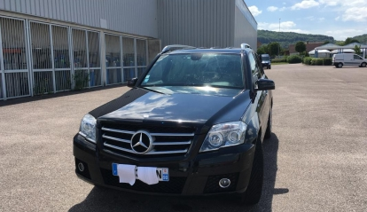 Mercedes GLK 220 CDI 4 Matic 2012
