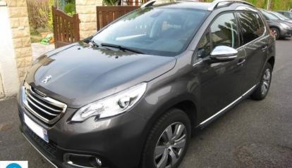 Peugeot 2008 Allure 1.6 L e-HDI 2008