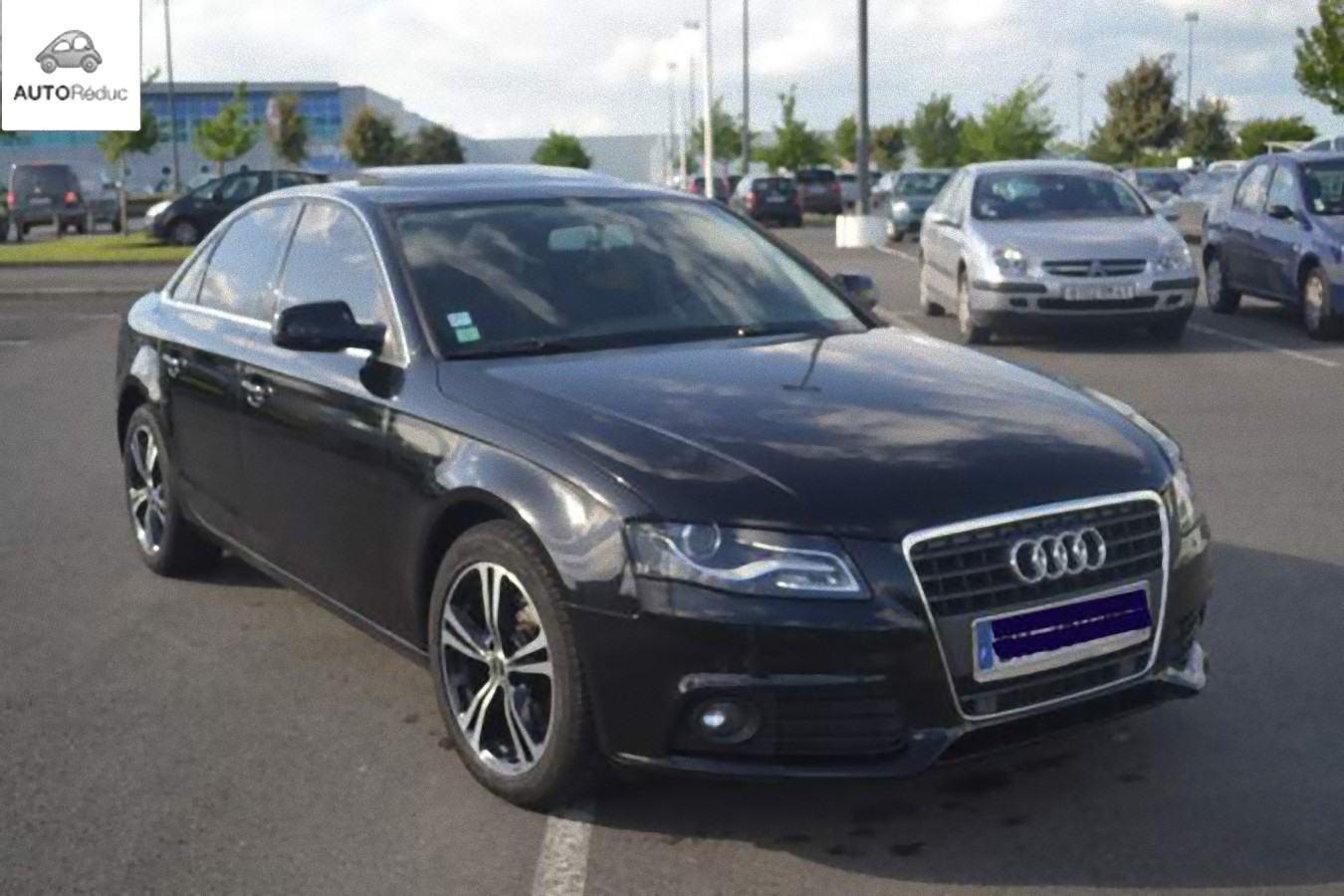achat audi a4 avant 2 0 tdi 143ch ambition luxe d 39 occasion pas cher 15 000. Black Bedroom Furniture Sets. Home Design Ideas
