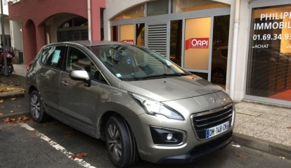 Peugeot 3008 Crossover 2014