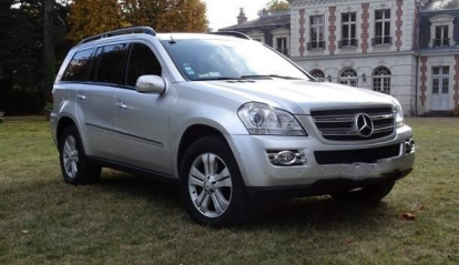 Mercedes Classe GL 320 CDI Pack Luxury 2007