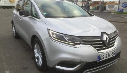 Renault Espace V DCI 2015
