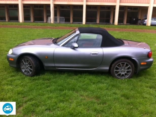 achat mazda mx5 2006 d 39 occasion pas cher 4 700. Black Bedroom Furniture Sets. Home Design Ideas
