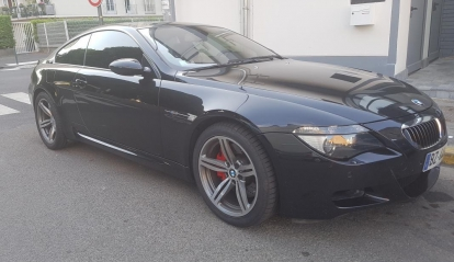 Bmw M6 E63 SMG7 Pack M 2006