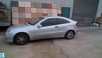 Mercedes Classe C220 CDI 2003
