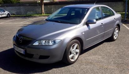 Mazda 6 1.8 L Elegance 2005