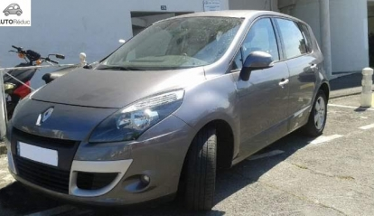 Renault Scénic lll Dynamique 2010