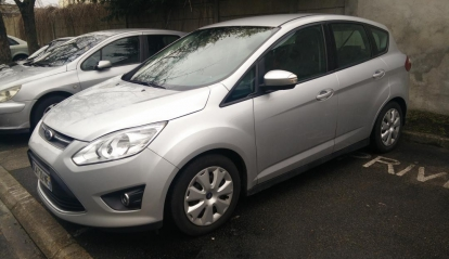 Ford C-Max 1.6 TDC i95 Trend 2012