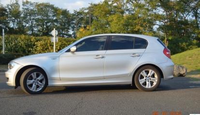 BMW Série 1 118D 2.0 L 2009