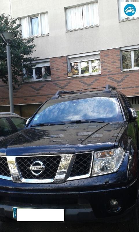 Nissan Navara 2.5 dCI 2008