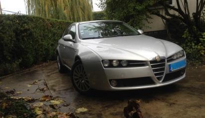 Alfa Romeo 159 1.9 JTDM Selective 2008