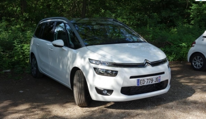 Citroën Grand C4 Picasso HDI Intensive 2016