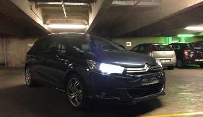 Citroën C4 1.6 HDI Pack Exclusive 2011
