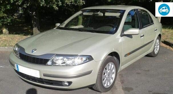 Renault Laguna II 1.8L 16V 2003