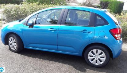 Citroën C3 VTi BVM Confort 2012