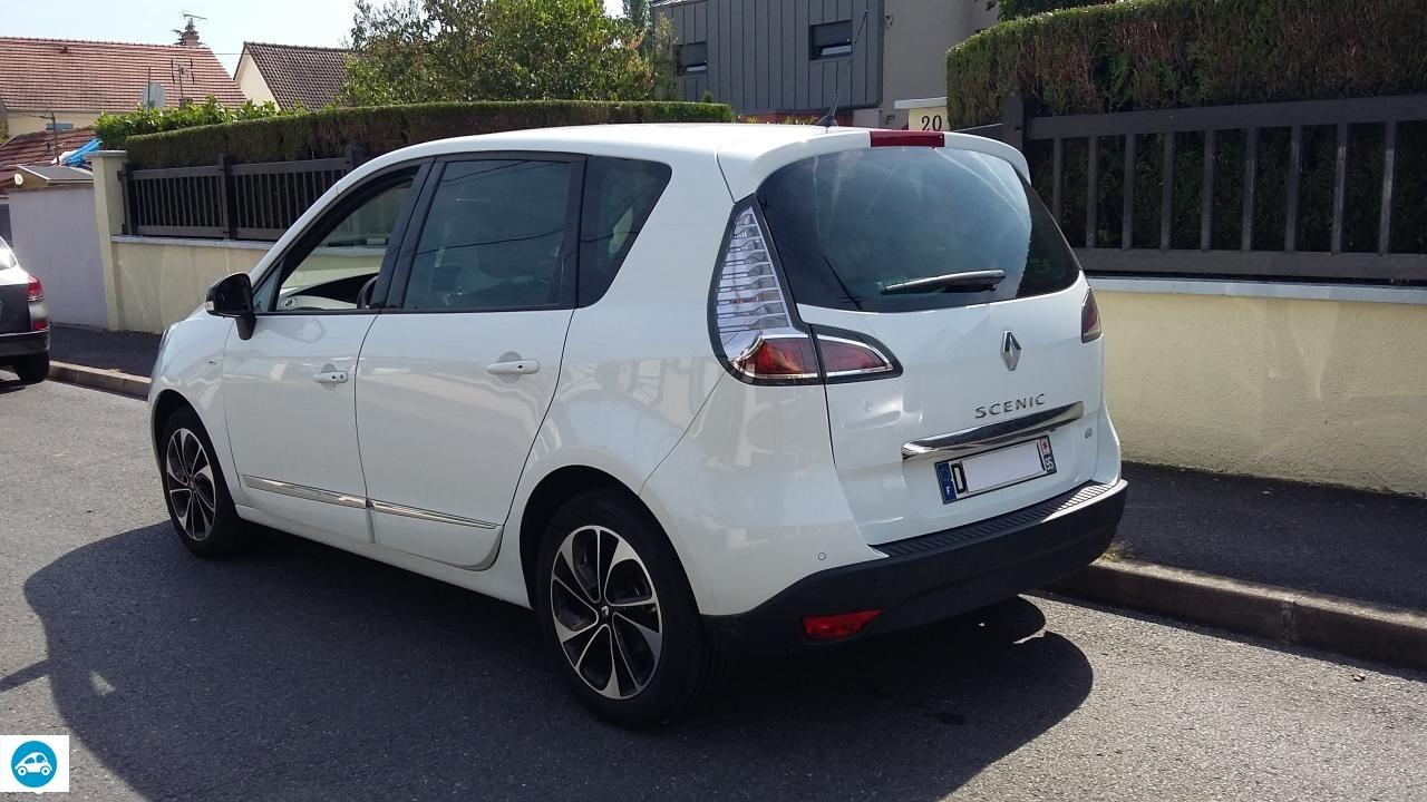Achat Renault Scenic Iii 1 5 Dci Energy Bose 2015 D