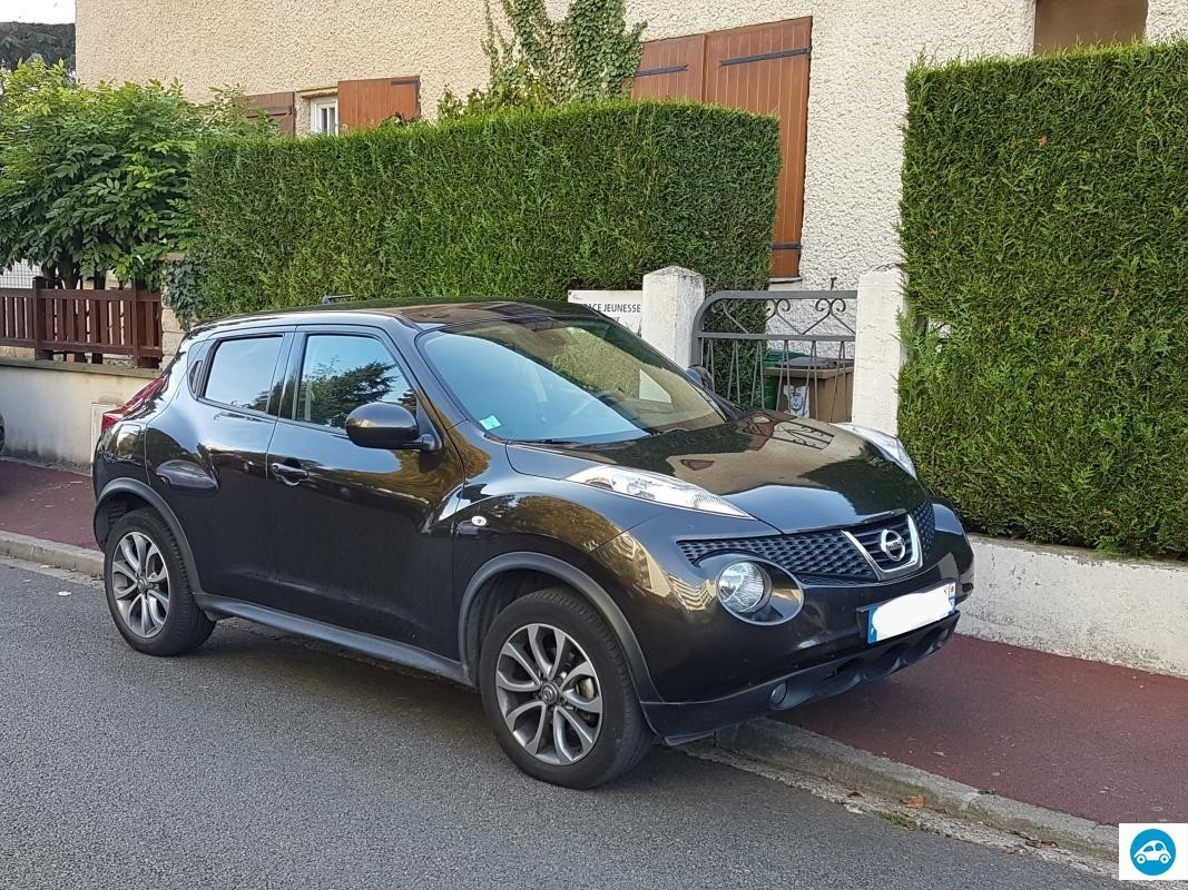 achat nissan juke 1 5 dci 2014 d 39 occasion pas cher 16 500. Black Bedroom Furniture Sets. Home Design Ideas