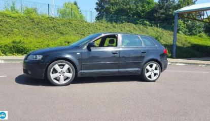 Audi A3 3.2 L V6 Sportback 2006