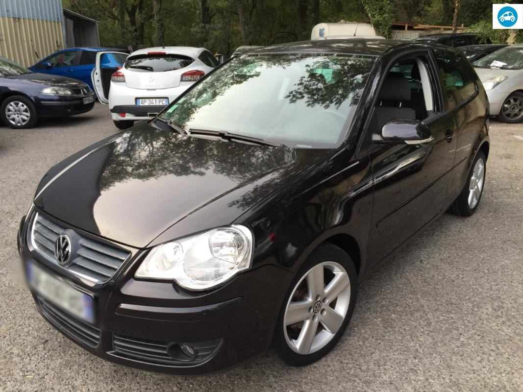 achat volkswagen polo 1 9 tdi sport 2005 d 39 occasion pas cher 4 500. Black Bedroom Furniture Sets. Home Design Ideas