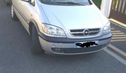 Opel Zafira 2.2 L Elégance 2003