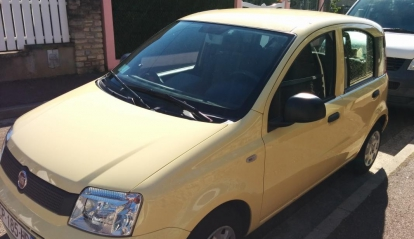 Fiat panda II 1.2 Cult 2012
