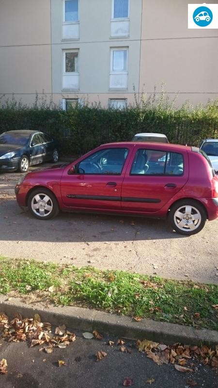 Renault Clio II 1.4 16S Luxe 2003